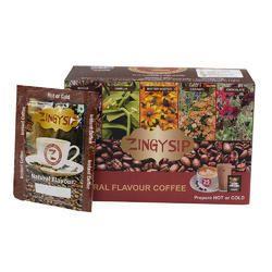Zingysip Combo Coffee -Mocha, Vanilla , Butterscotch , Caramel , Chocolate