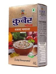 KUBER Raita Masala, Packaging Size: 150g