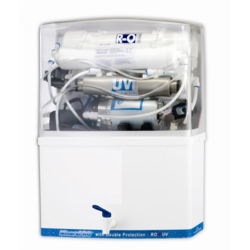 ABS Plastic Domestic Water Purifier, Capacity: 5-10 L
