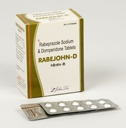 Rabeprazole 20 Mg Domperidone 10 Mg Tablets