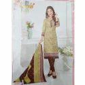 Ladies Leon Fabric Printed Suit