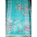 Hand Embroidery Wool Shawls