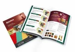 Glossy Art Paper Catalogue Printing, in Agra, Size: A4, A3