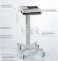 AT-102 G2 Cardiovit ECG Machine