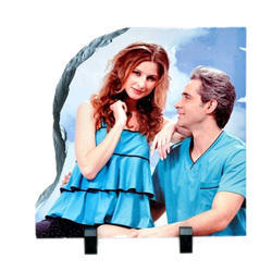 Sublimation Rock Photo Frame (VSH - 33)