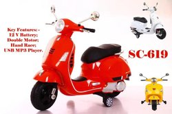Kids Toy Scooter Lml Vespa Style For 2 Yrs To 5 Yrs Age