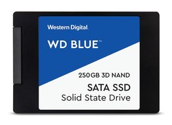 Western Digital 250GB SATA III 6GB S 2.5 INCH 7MM BL