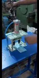 Ultrasonic Single & Double Punch Welding Machine