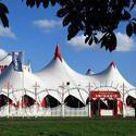 Circus Tent Fabric