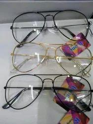 None Metal Aviator sunglasses CR Photo Gray, Size: 25