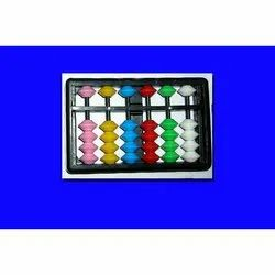 6 Rod Multi Colour Student Abacus