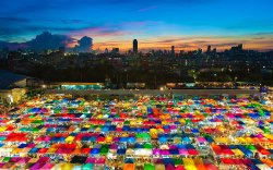 Anywhere in India Bangkok Tour Package