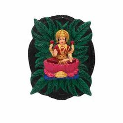 Hindu Goddess Maa Laxmi Wall Hanging