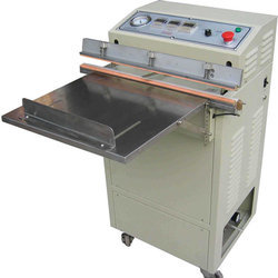 Semi-Automatic 50-60 Hz White Vacuum Packing Machine