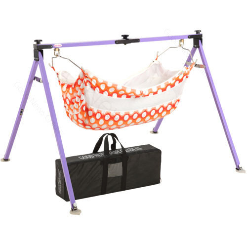Kadam SS Folding Cradle