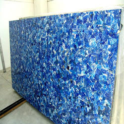 Sodalite Gemstone Slab