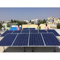 On Grid Solar Roof Top System