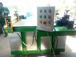 Motorized Rubber Roller Sheeting Machine