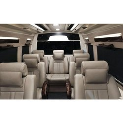 11 Seater AC Tempo Traveller Rental Service