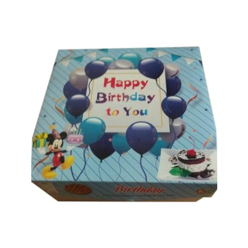 Amazing Printed Birthday Cake Box Rs 20 Piece Shaurya Packaging Id Funny Birthday Cards Online Inifofree Goldxyz