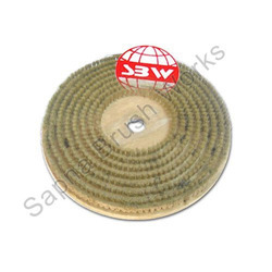Round Industrial Sweeping Brush