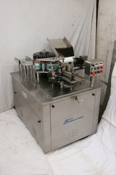 Vertical Ampoule Labeling Machine