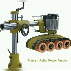 4 Roller Power Feeder