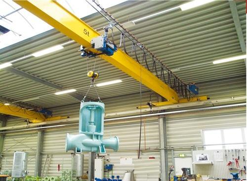 Industrial Cranes - EOT Crane Manufacturer from Mumbai
