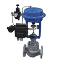 Pneumatic Top Guided Control Valve