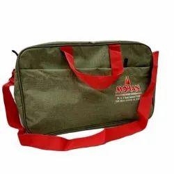 Adjustable PVC Coated Khadi Side Bag