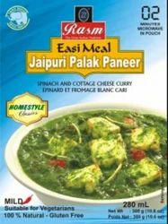 Jaipuri Palak Paneer