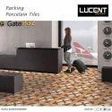 Ivory Terracotta Parking Tiles