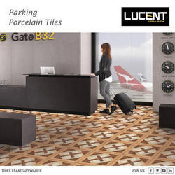 Ivory Parking Tiles