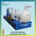 Bamboo Treatment Plant, Vacuum Pressure Impregnation Plant