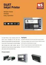 EAJET Thermal Inkjet Printer TIJ/ Batch Coding Machine, Model Name/Number: Ea Jet