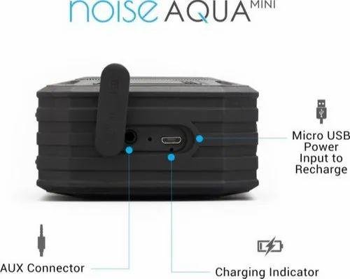 newest f073f 13e42 Black Noise Aqua Mini 5W Waterproof Wireless Portable Speaker | ID ...