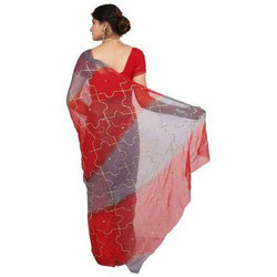 Sequence Work Party Wear Saree