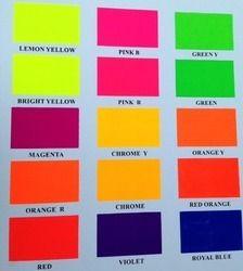 Fluorescent Paints Fluorescent Paint Manufacturers