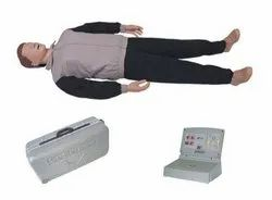 Whole/Full Body Advanced CPR Training Nursing Manikin With Monitor and Printer