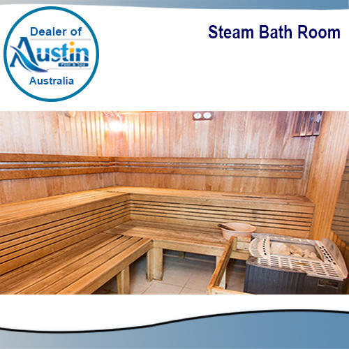 Sauna Bath Room