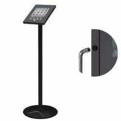 Anti Theft Metal Tablet Floor Stand with Lock - IM02ALPAD12