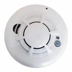 White 30 mA Smoke Detector