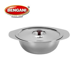 Stainless Steel Serving Bowl, for Home