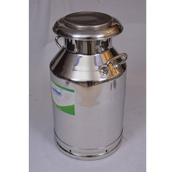 AISI 304 SS Milk Can