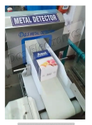Dairy Metal Detectors