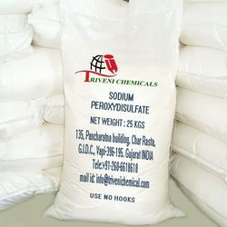 Industrial Solid Sodium Peroxydisulfate, Packaging Size: 25
