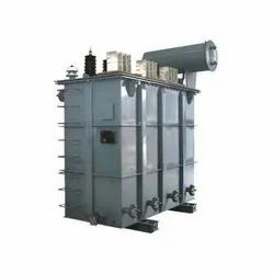 16 Kva To 2500 Kva Three Phase Furnace Transformers, Input Voltage: 480V