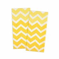Chevron Print Kitchen Towel