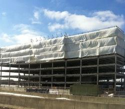 Construction Site PE Tarpaulins