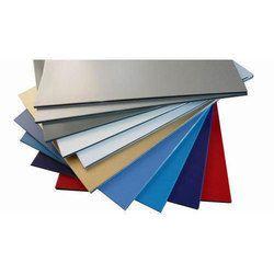 Aluminum Colored Sheet